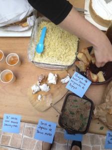 Una mirada a las degustaciones del evento Del Campo a la Ciudad
